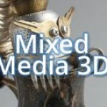 Group logo of Mixed Media 3D