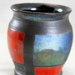 black-blue-and-red-squat-vase-2